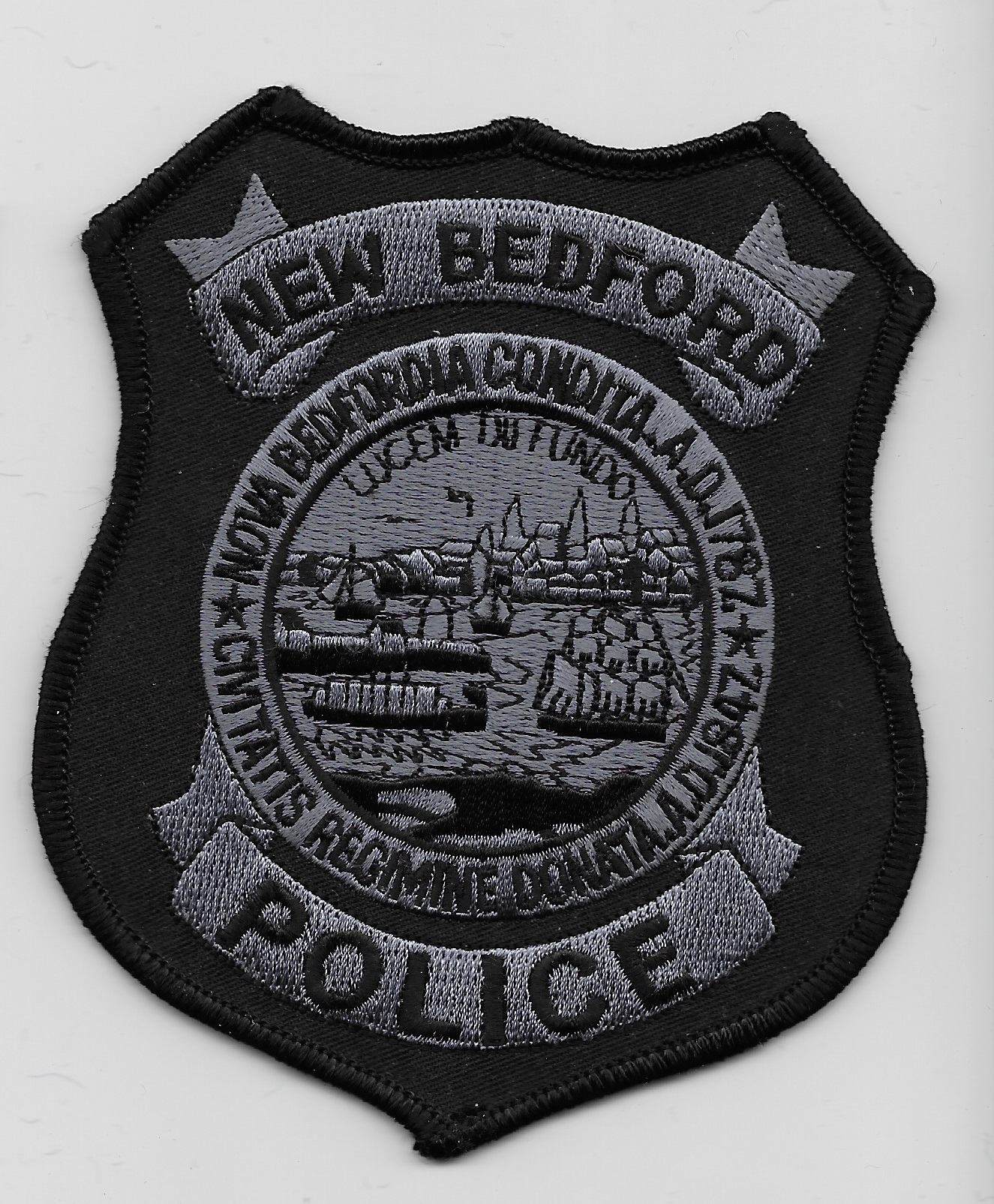 New Bedford SWAT Police MA