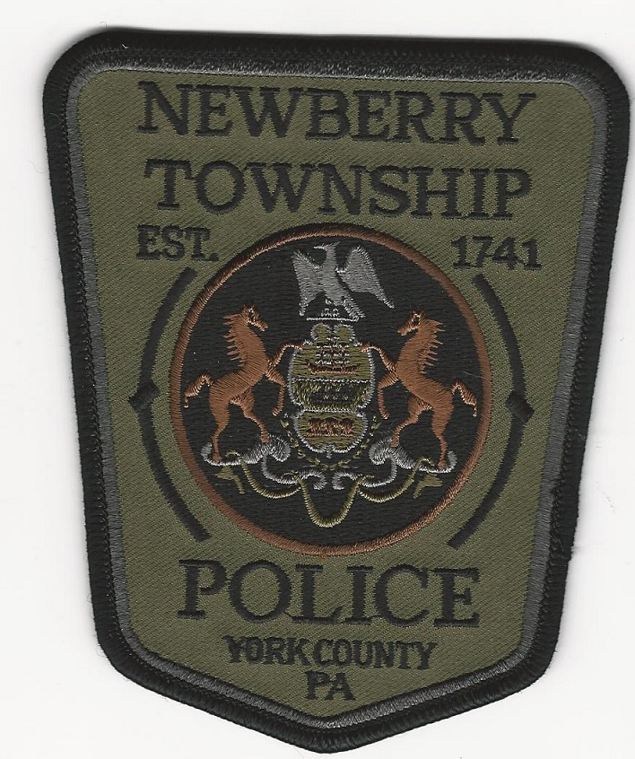 Newberry TWP Police grn SWAT PA