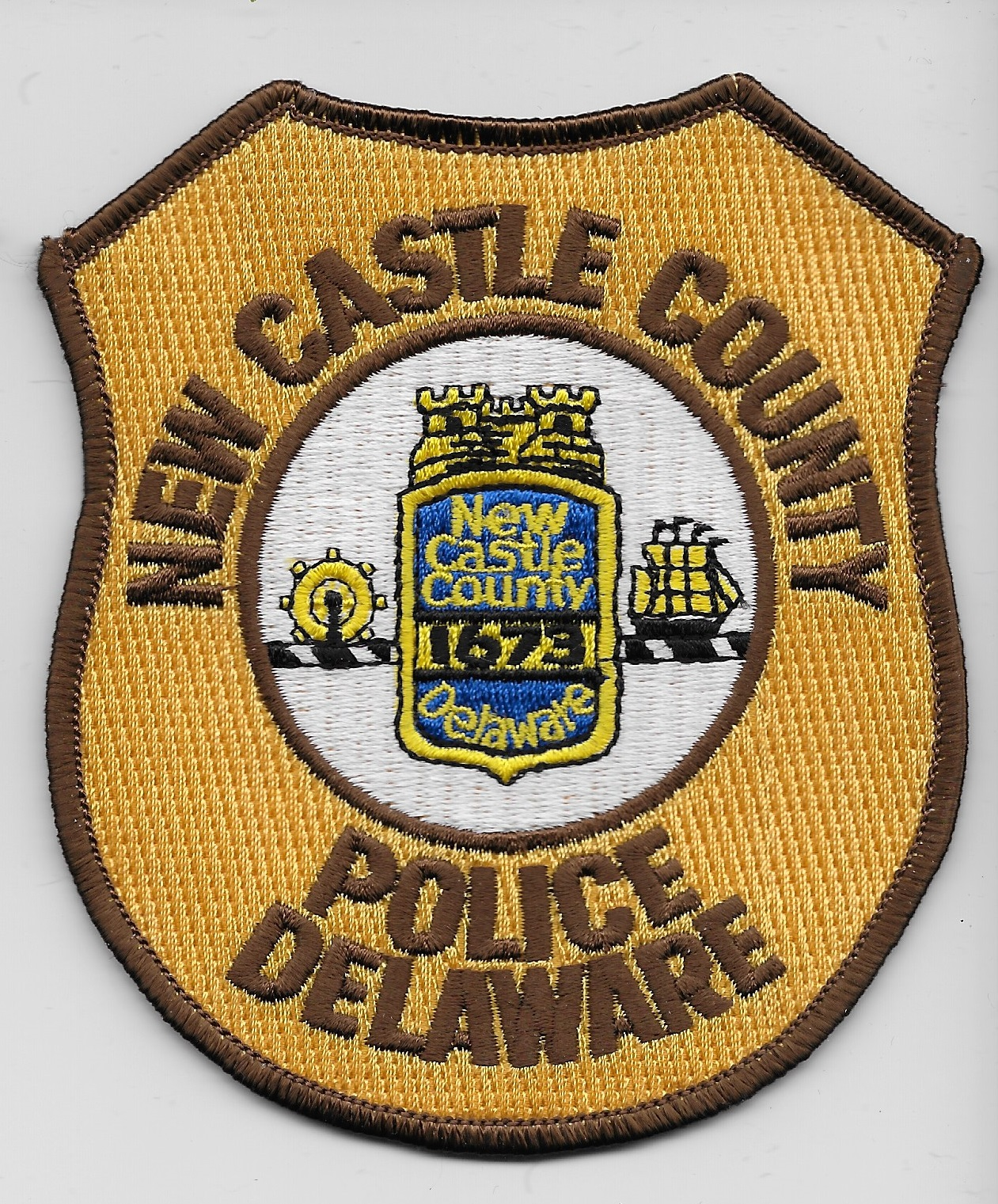 New Castle Police DE newer