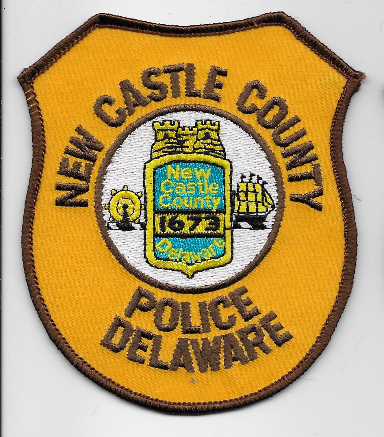 New Castle Police DE older