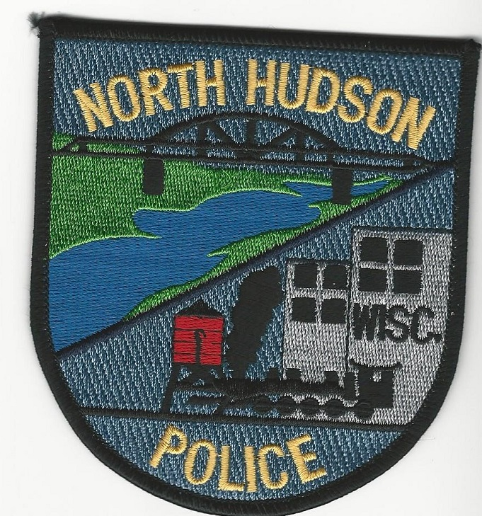 North Hudson Police WI Train