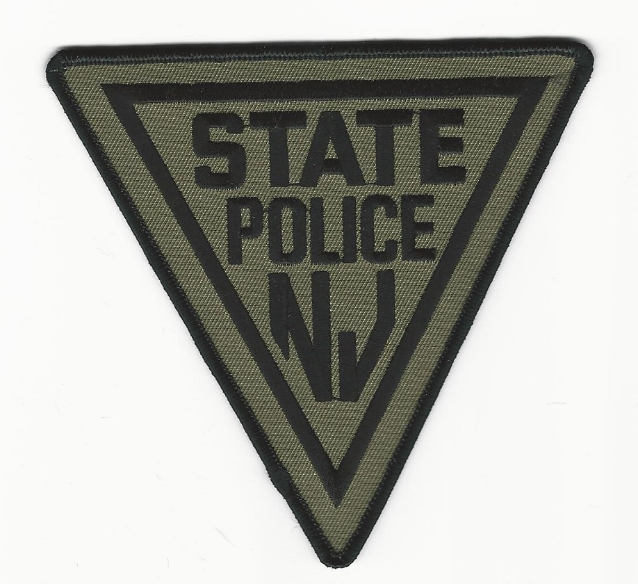 New Jersey State Police SWAT Green