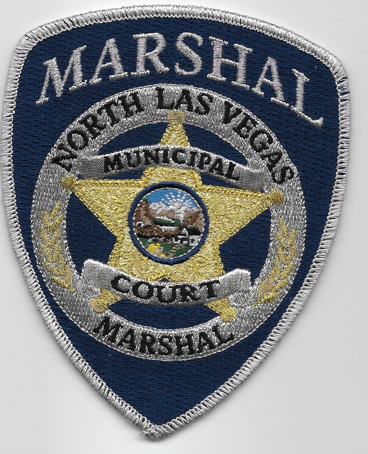 No Las Vegas Court Marshal NV