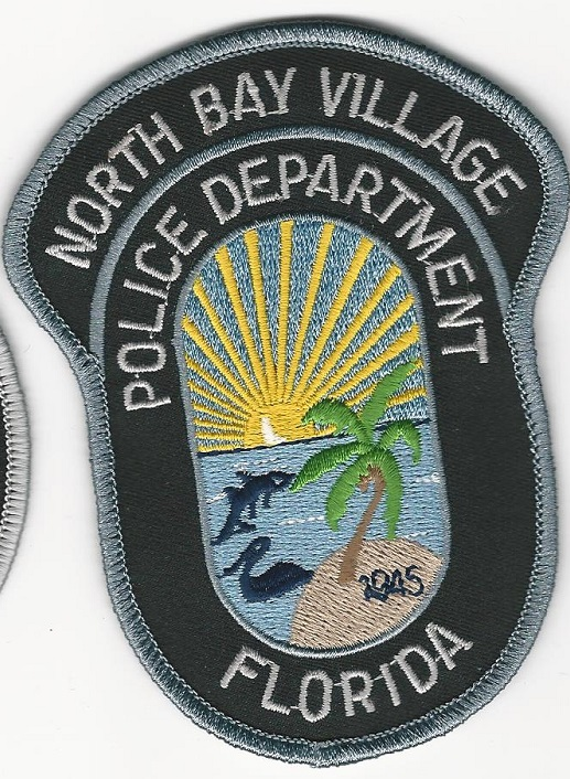 North Bay Village Police FL (gray)
