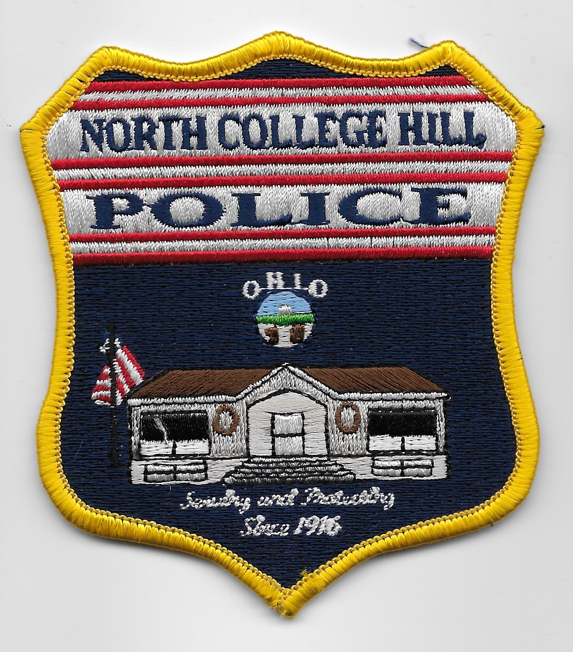North College Hill Police OH