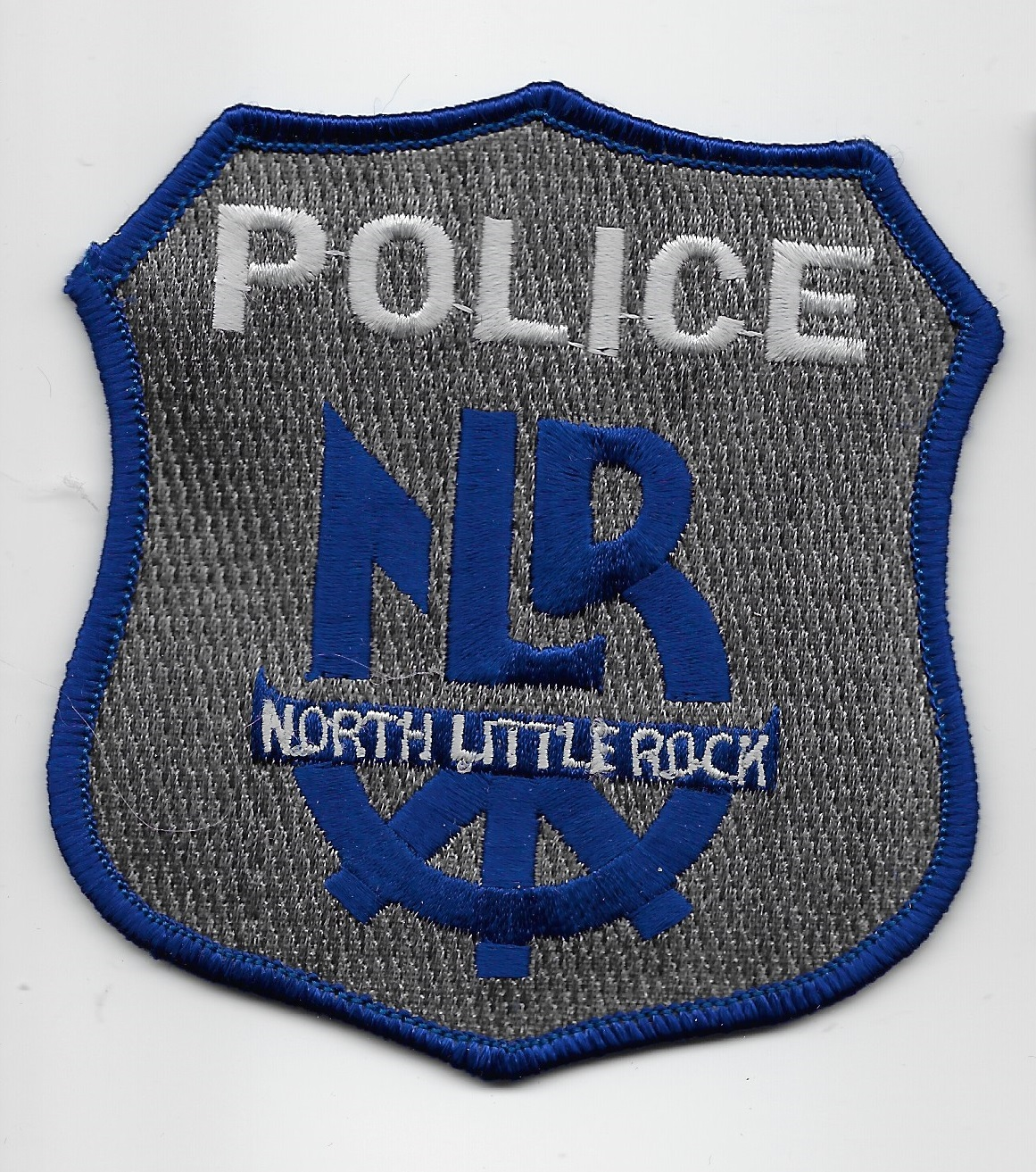 North Little Rock Police AR blue