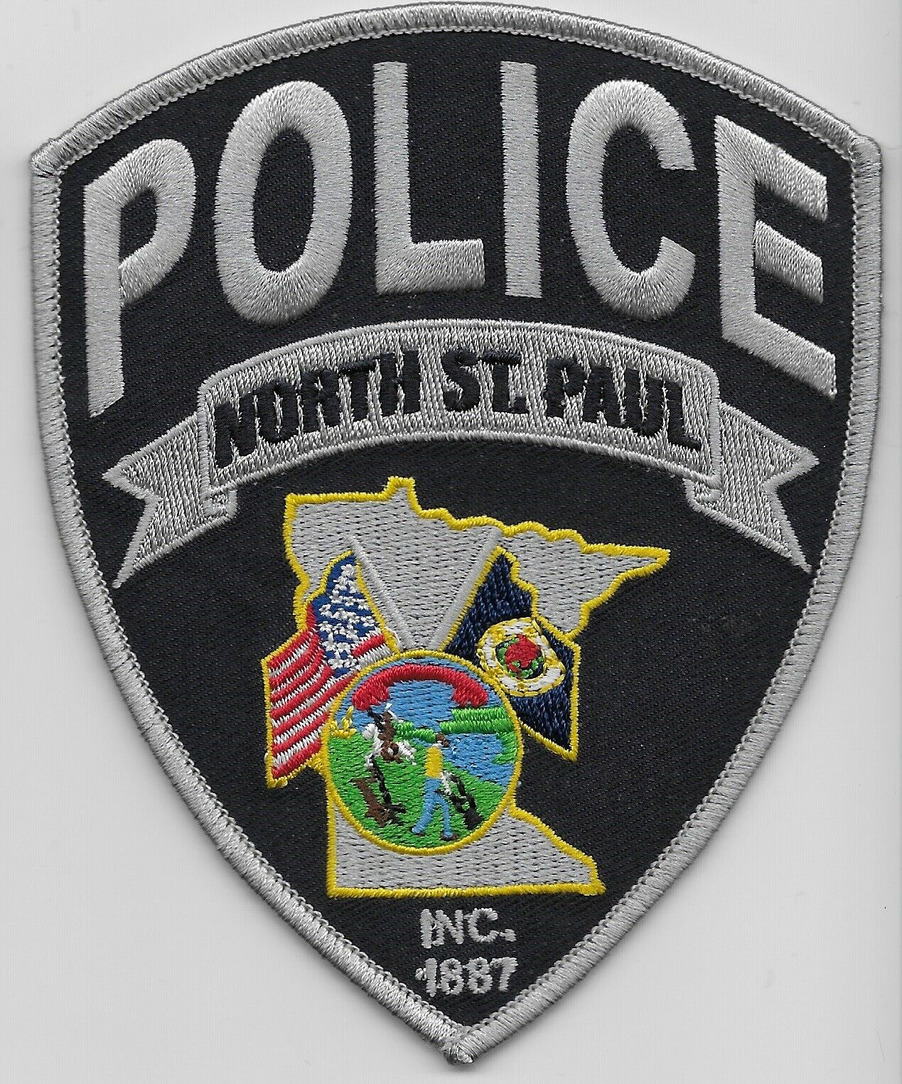 No St Paul Police MN