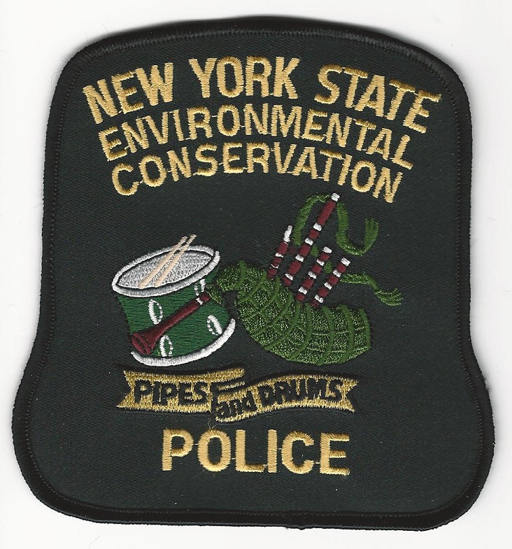 New York State Enviromental Conservation Police Pipes & Drums