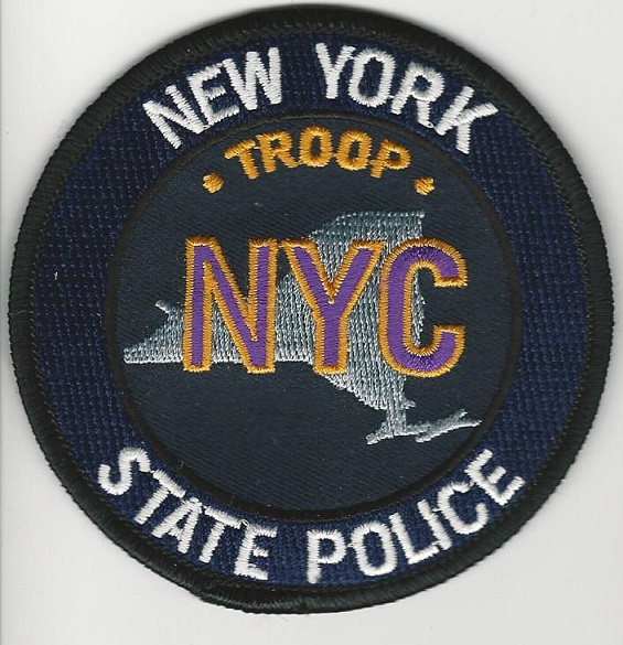 New York State POlice NYC Troop