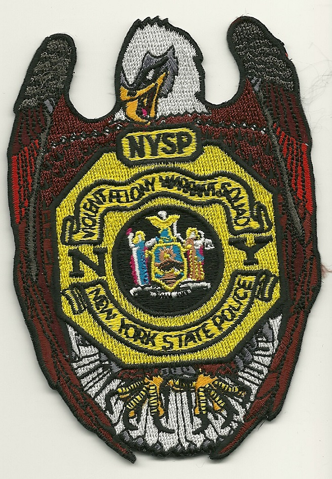 New York State Police Felony Warrant Squad