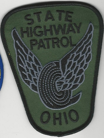 OH Highway Patrol SWAT Green/ Blk Wheel