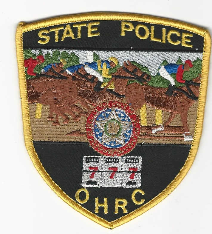 Oklahoma State Police Horse Racing Comission OK