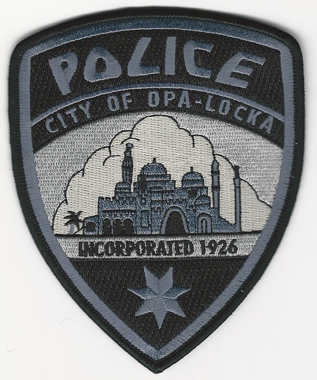 Opa Locka Police Subdued SWAT SRT FL