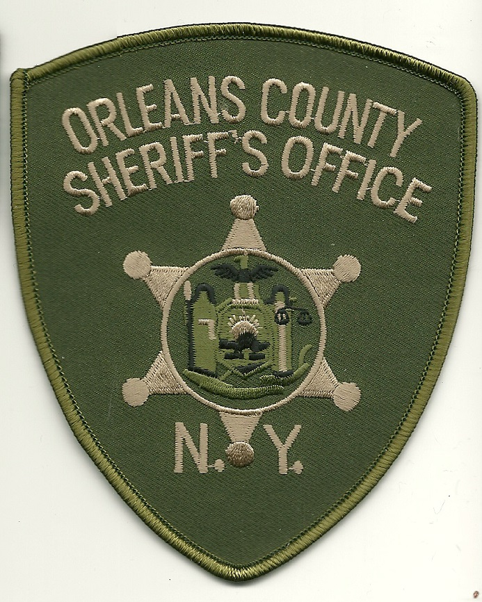Orleans County Sheriff SWAT New York NY subdued Green