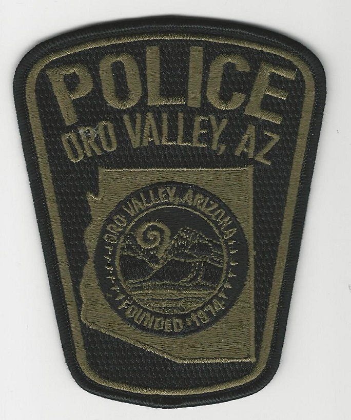Oro Valley Police Arizona