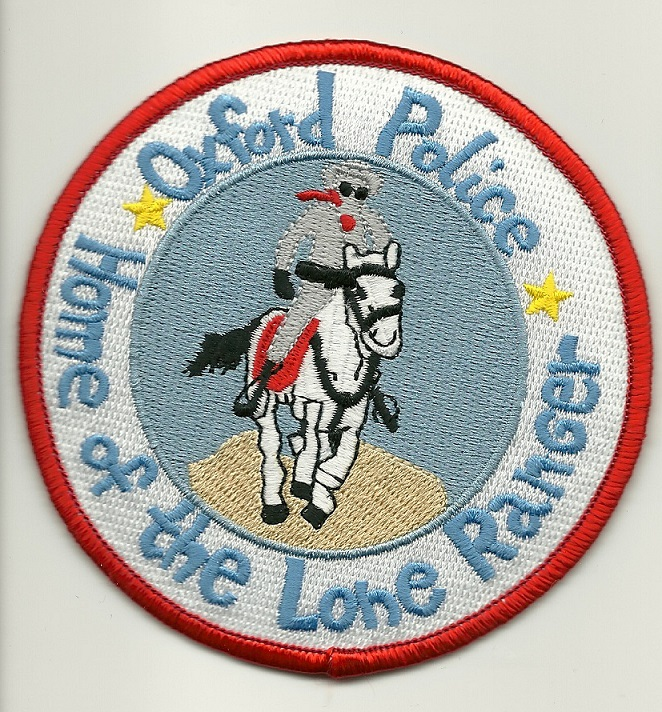 Oxford Police Michigan Home of the Lone Ranger