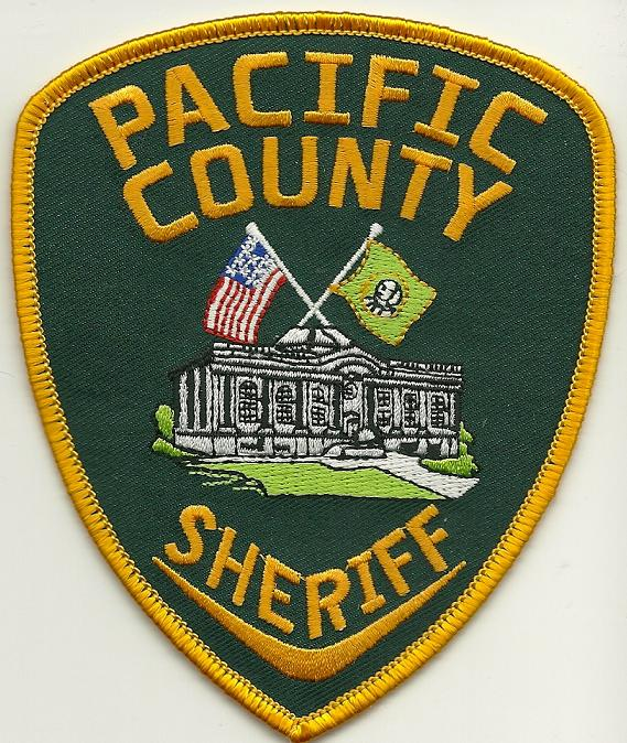 Pacific County Sheriff State Washington WA