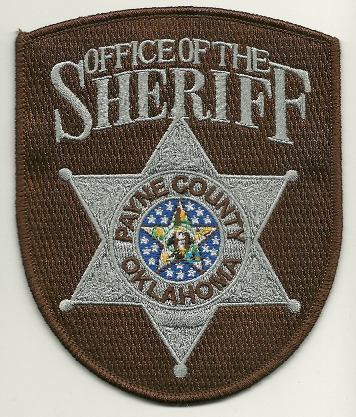 Payne County Sheriff Oklahoma OK NEW