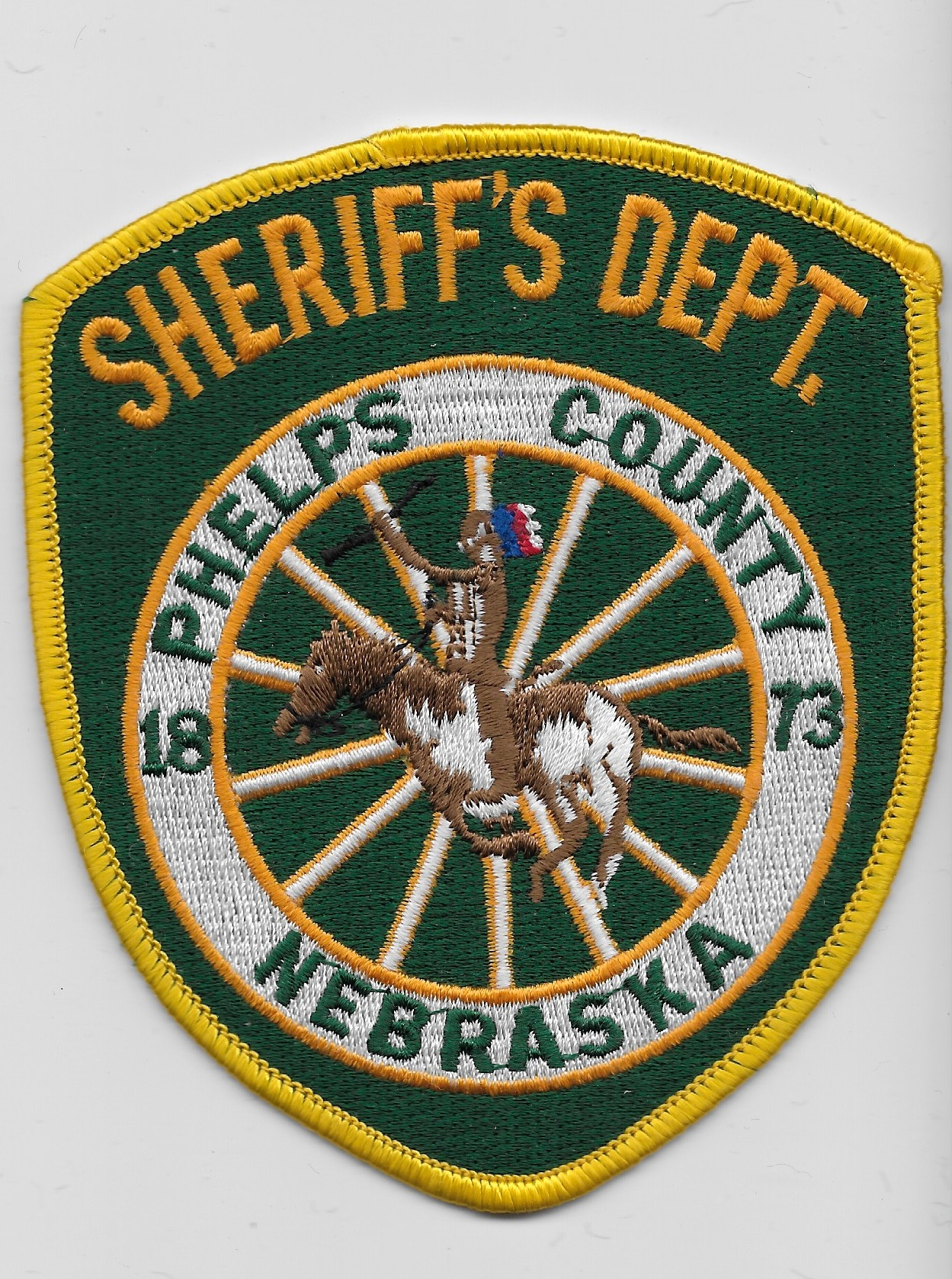 Phelps County Sheriff NE