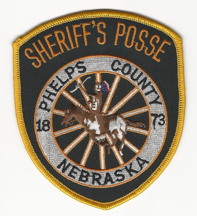 Phelps County Sheriff NE blck