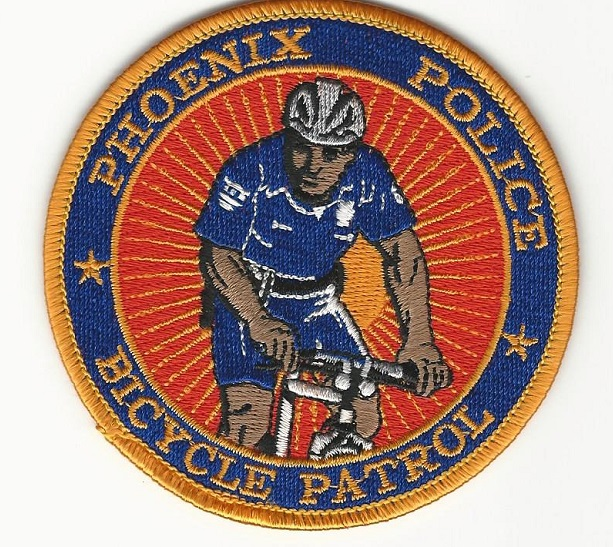 Phoenix Police Bike Unit AZ