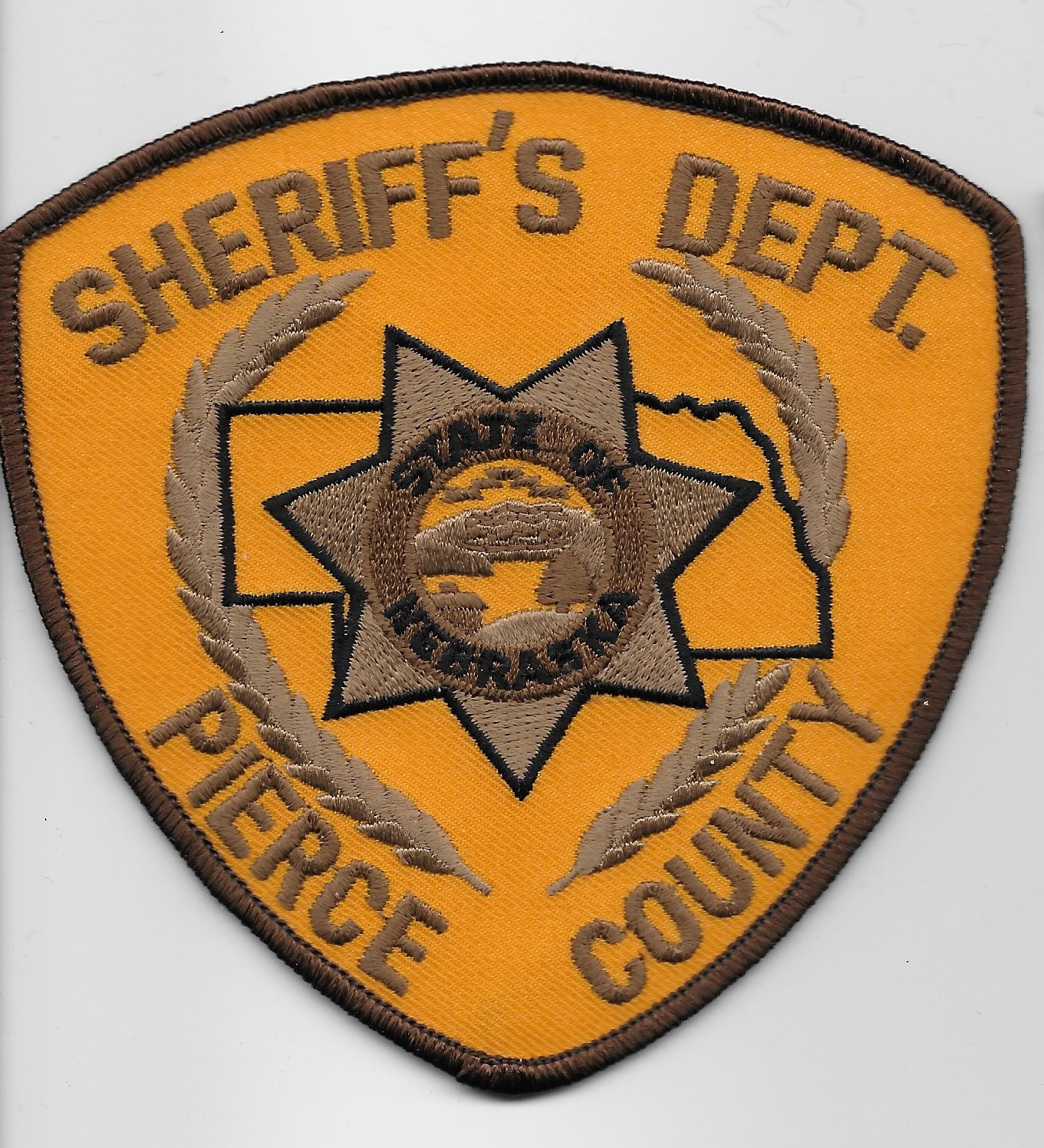 Pierce County Sheriff