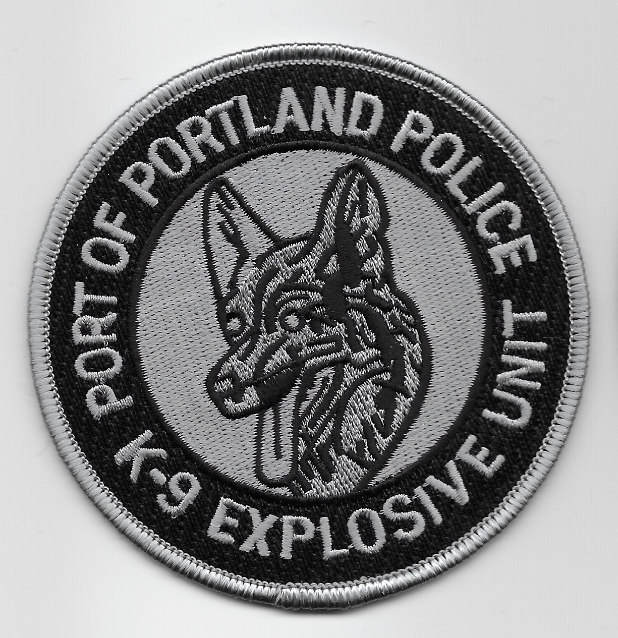 Port of Portland k9 k-9 Police EOD OR