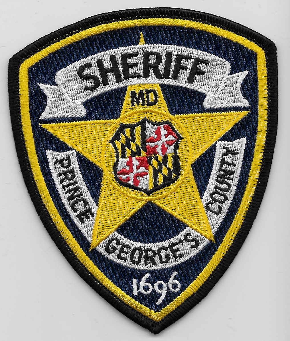 Prince George County Sheriff MD