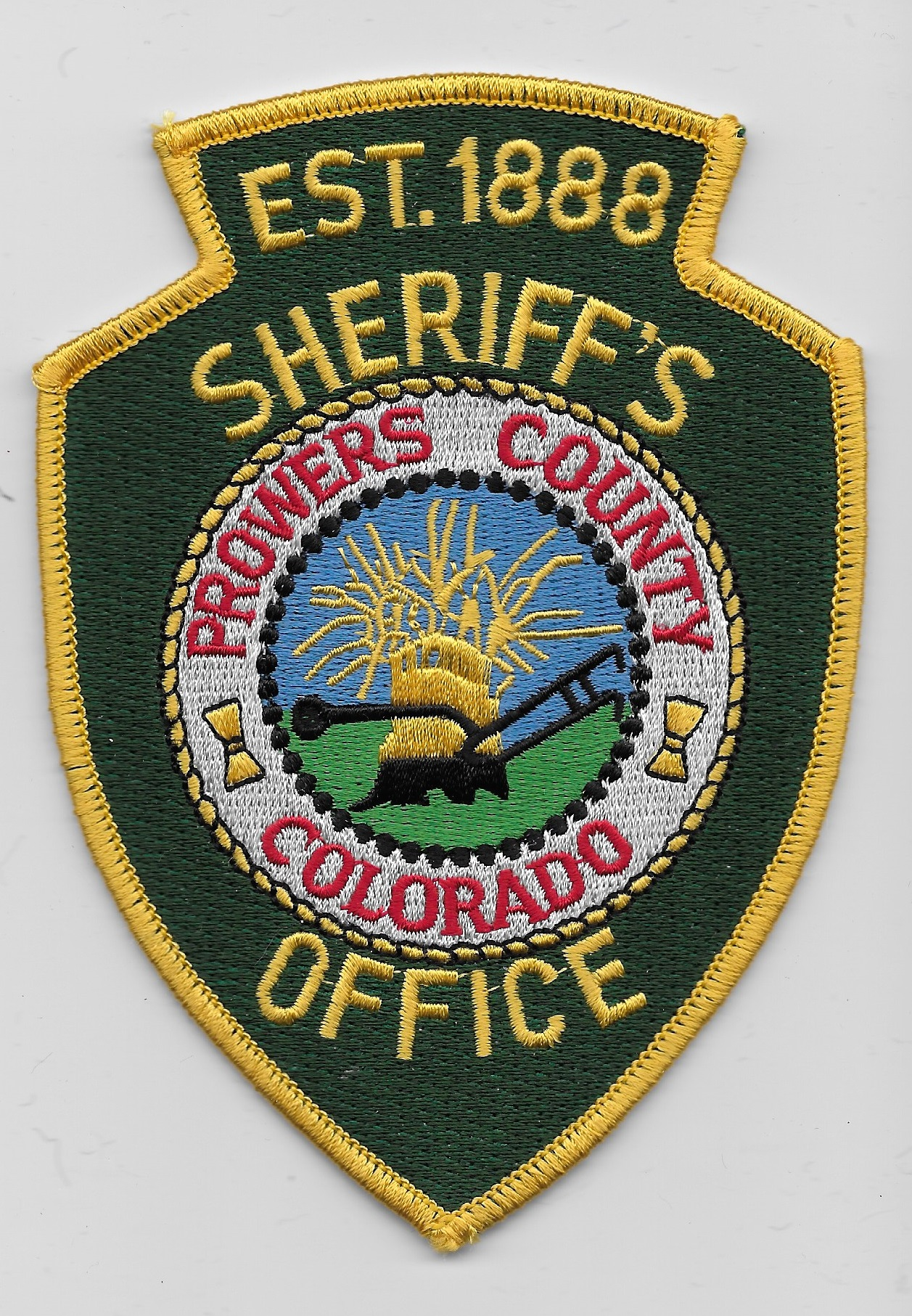 Prowers County Sheriff CO