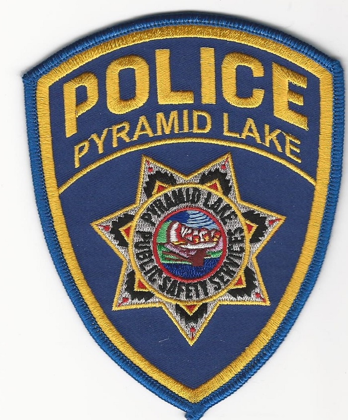 Pyramid Lake Tribal POlice Nevada NV