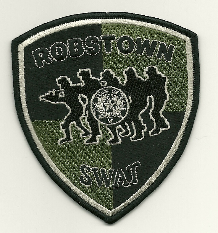 Robstown Police SWAT SRT State Texas TX