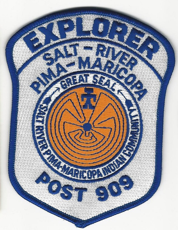 Salt River Maricopa Tribal Police Explorer