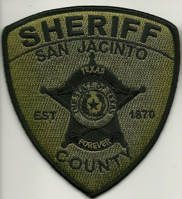 San Jacinto County Sheriff SWAT SRT Texas
