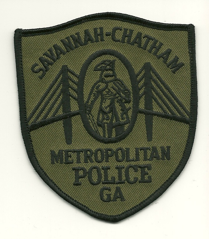 Savannah Chatham Police SWAT SRT