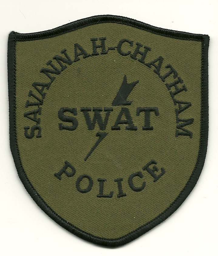 Savannah Chatcham SWAT GA Lighting Bolt