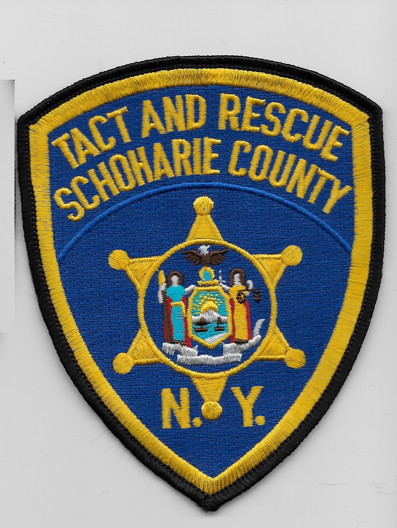 Schoharie Tact and Rescue County NY