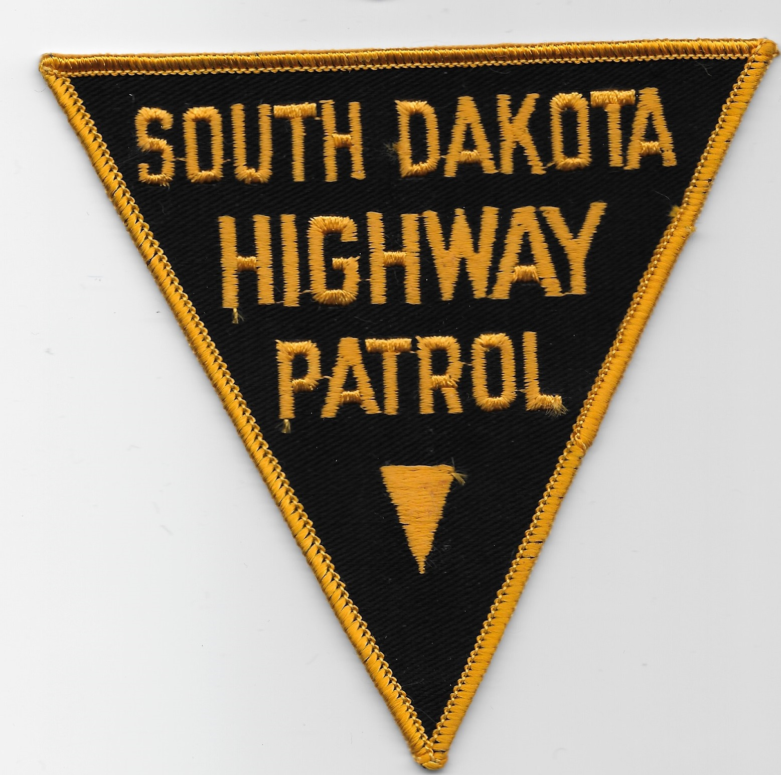 South Dakota Hwy Patrol O/S
