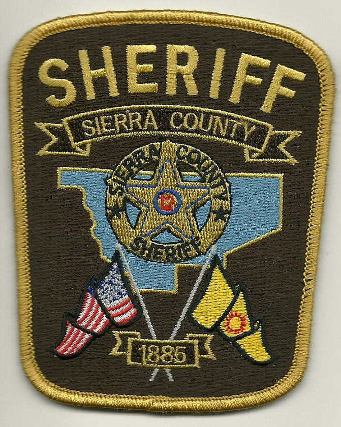 Sierra County Sheriff State New Mexico Current style