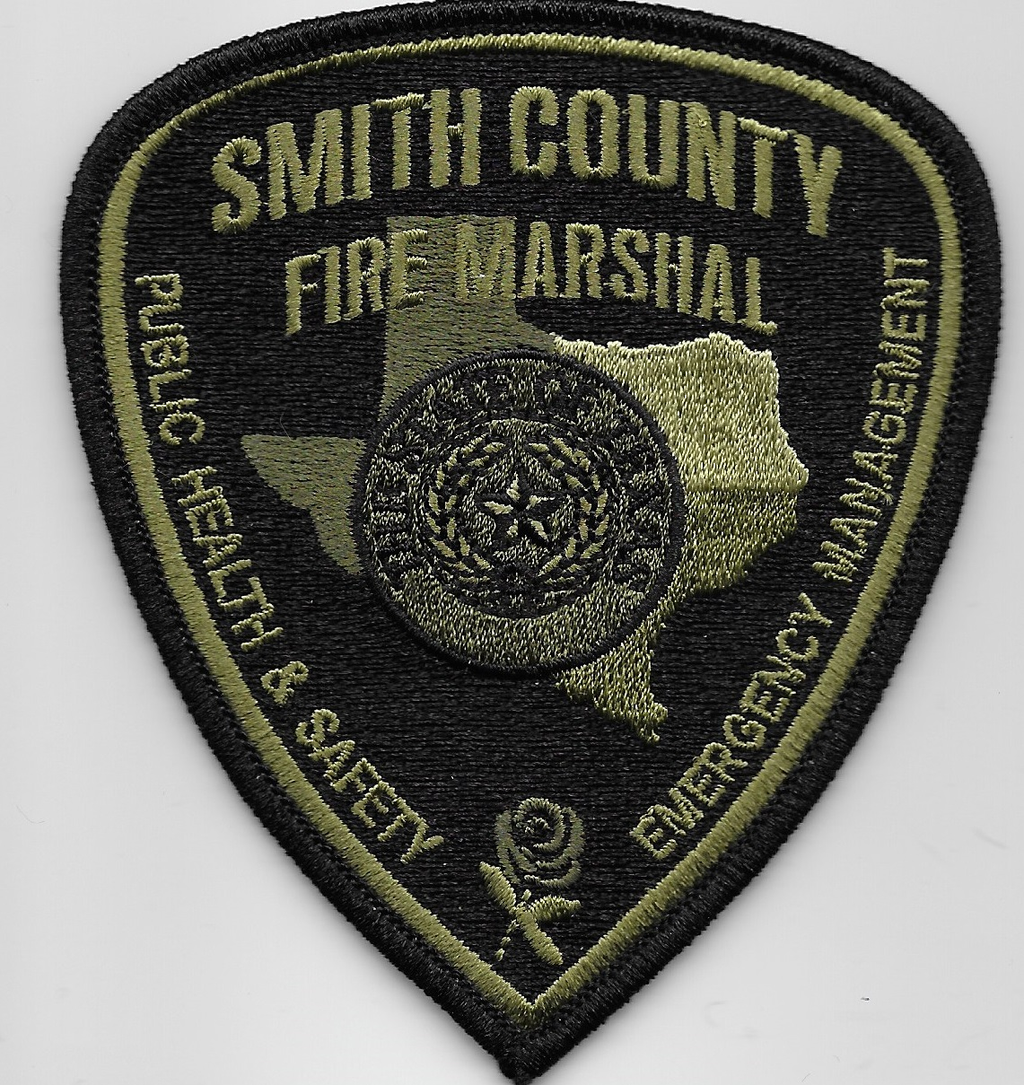 Smith County Fire Marshal