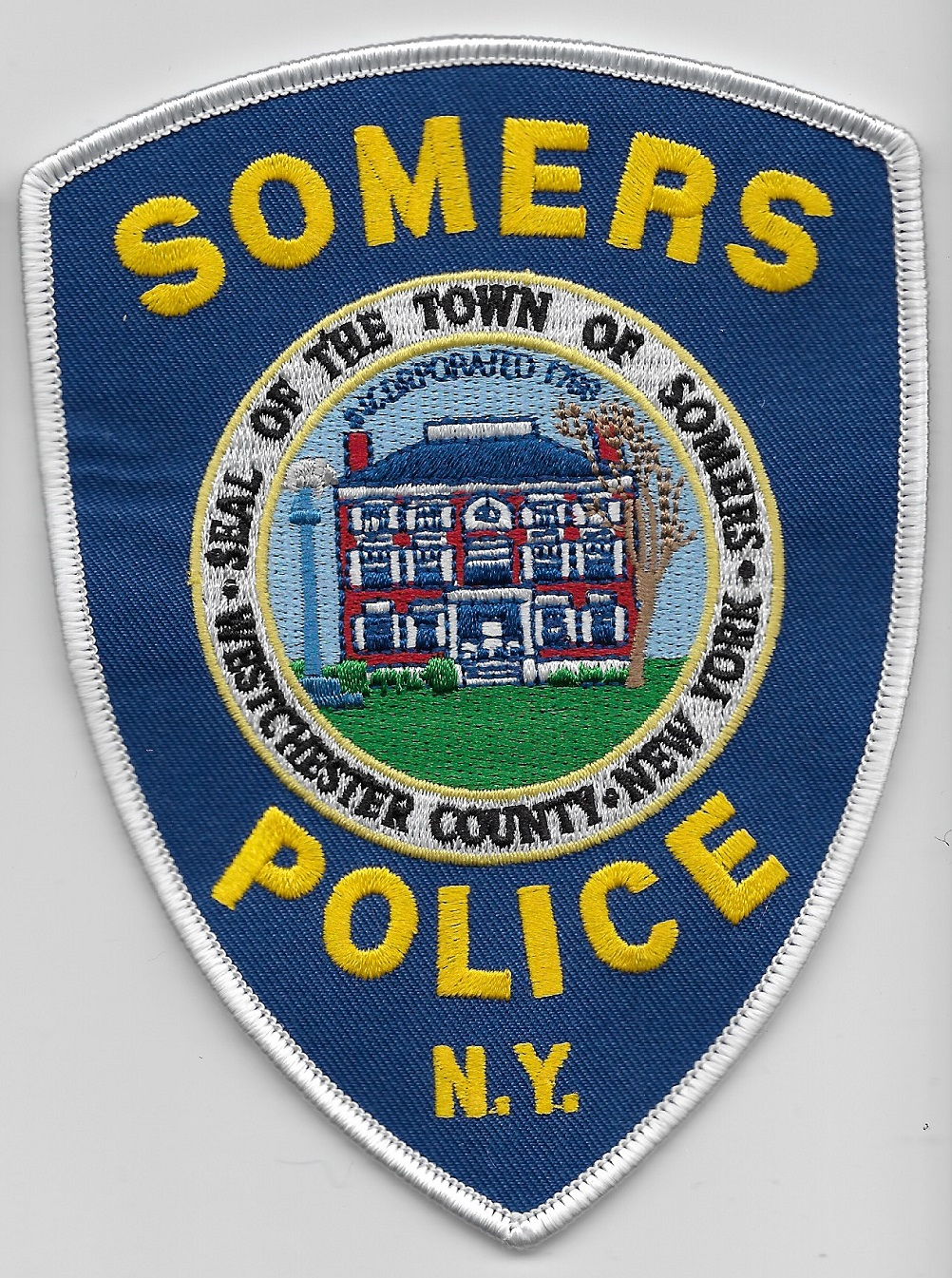 Sommers Police NY