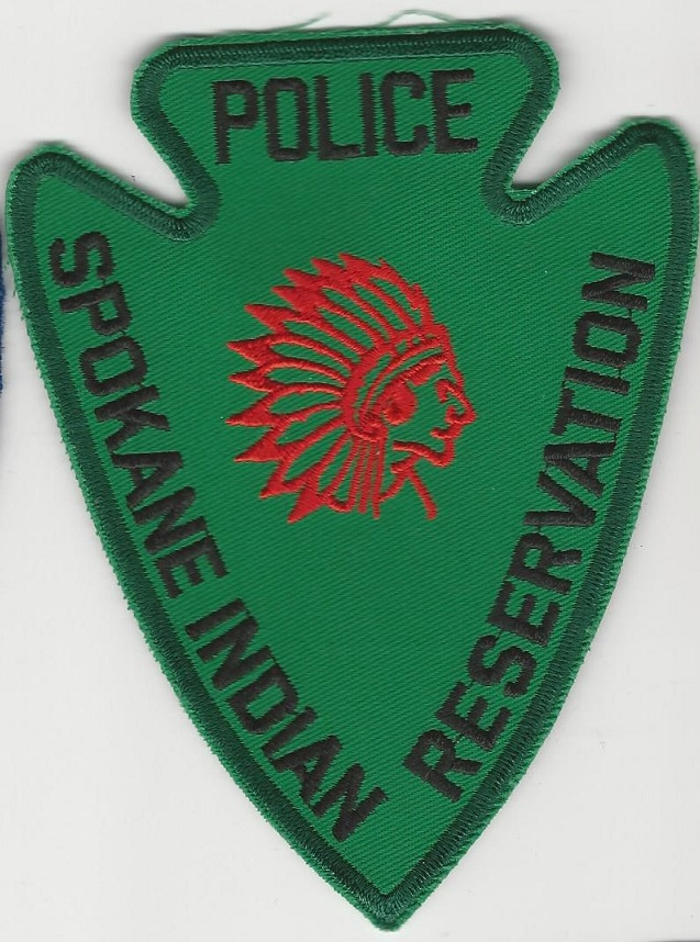 Spokane Tribal Police WA