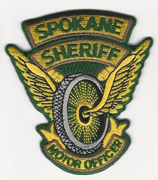 Spokane County Sheriff Washington Motors
