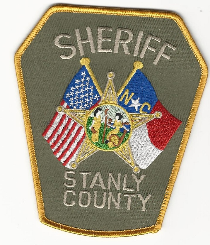 Stanly County Sheriff NC