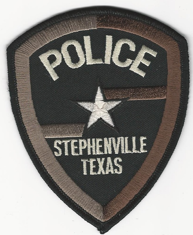 Stephensville Police TX