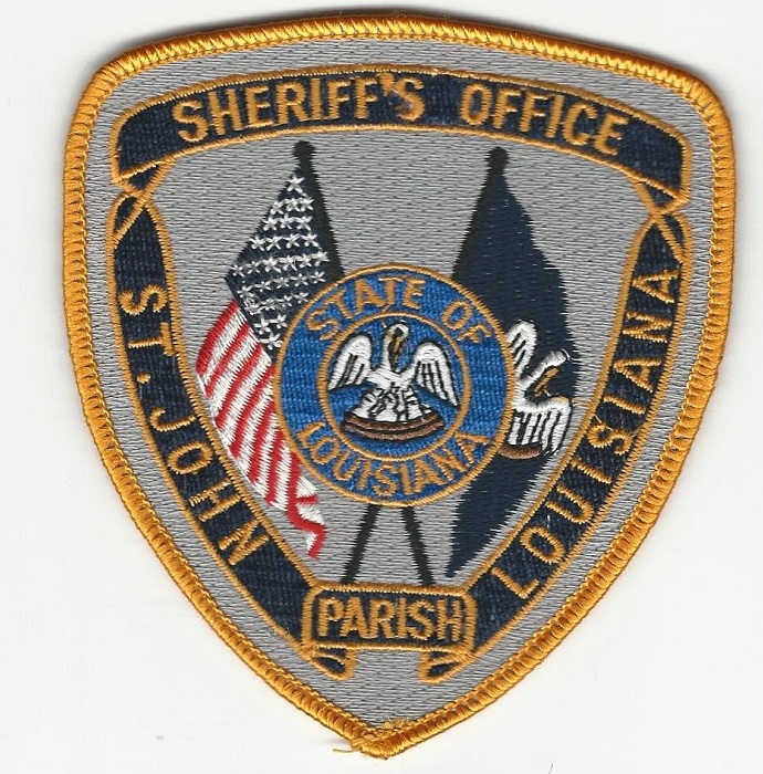 St John Parish Sheriff LA