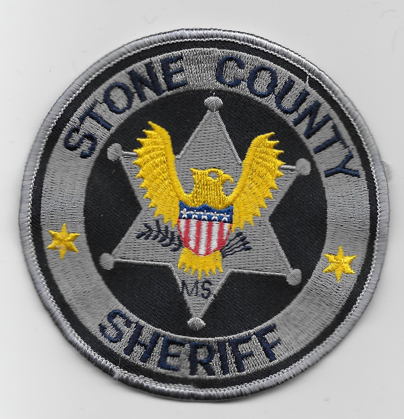 Stone County Sheriff MS