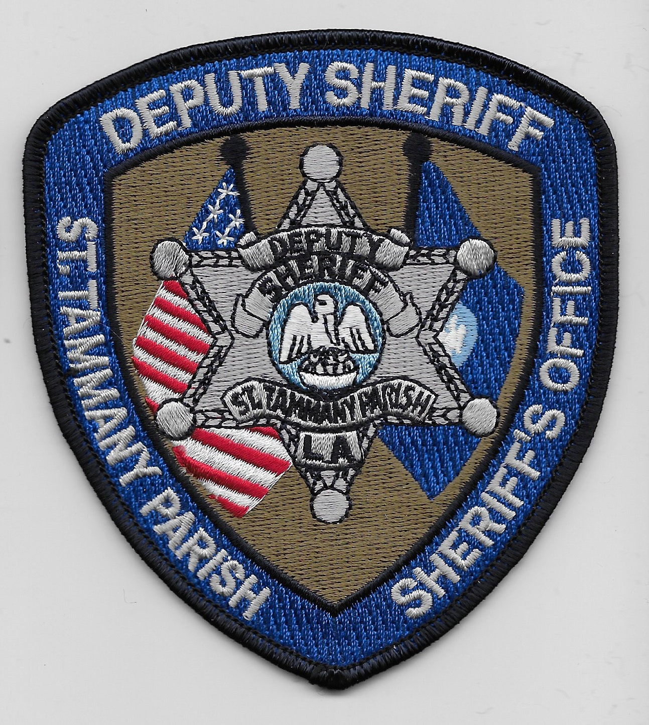 St Tammany Parish Sheriff LA