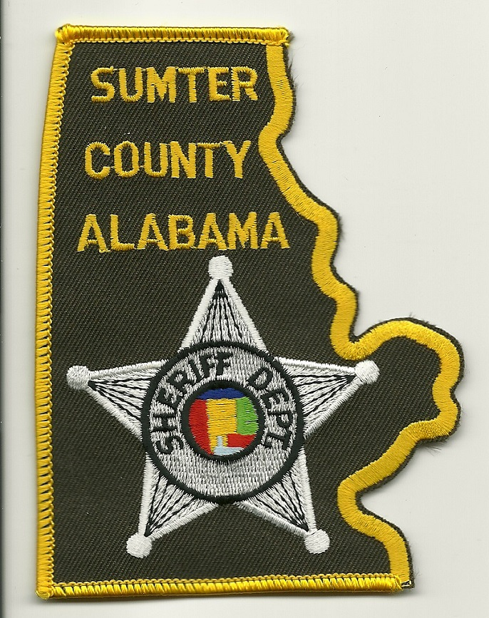 Sumter County Sheriff Alabama