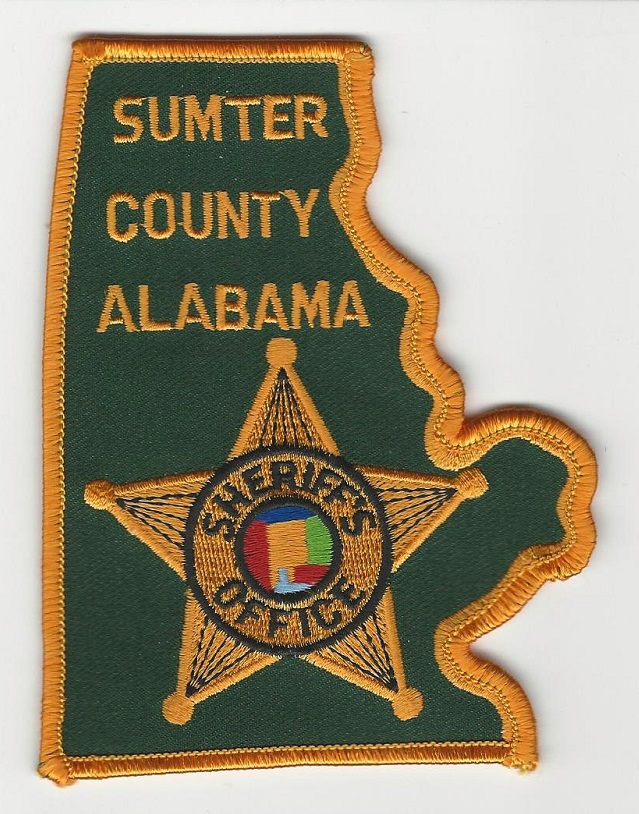 Sumter County Sheriff Alabama Green