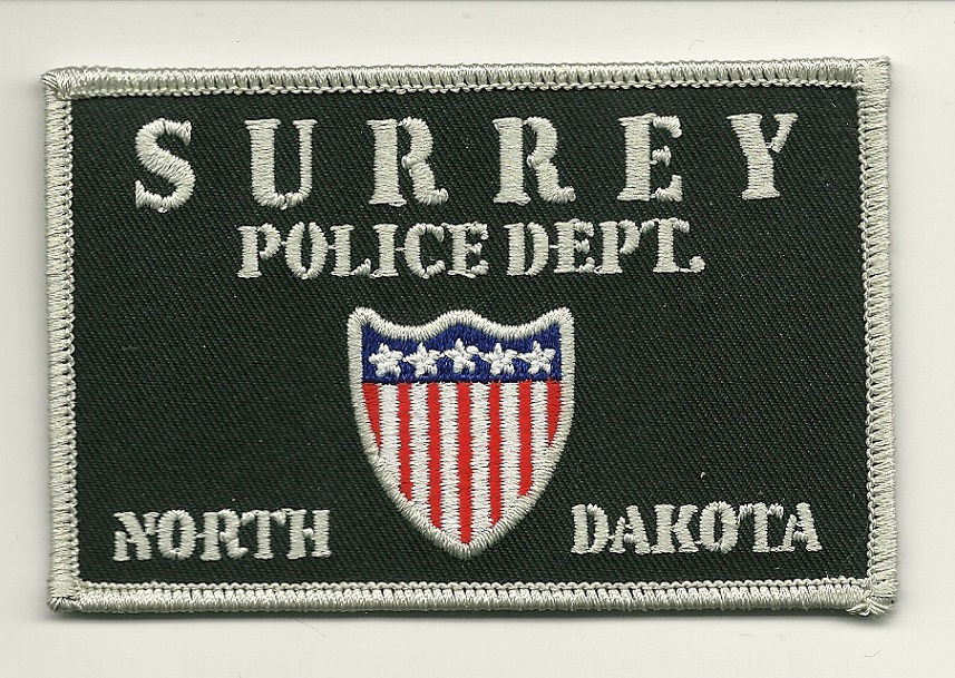 Surrey Police State North Dakota